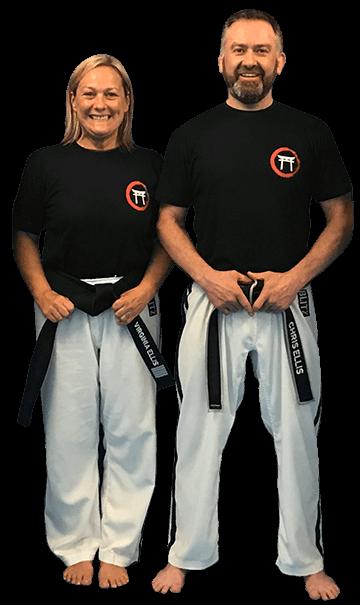 Ellis Academy of Self Defence Owner