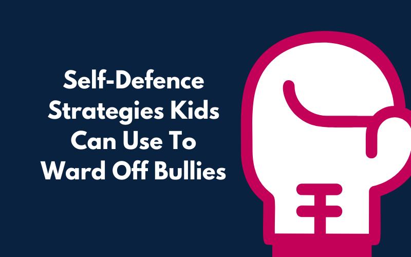 self defence for kids