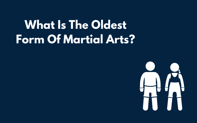 A Canva graphic showing What Is The Oldest Form Of Martial Arts?